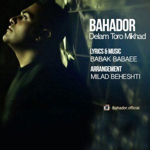 Bahador - Delam Toro Mikhad