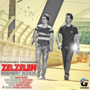 Behzad Naderi - Zelzeleh (Ft Saleh Rezaei)